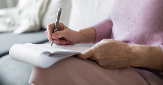 Put pen to paper: How a letter of instruction can benefit family harmony